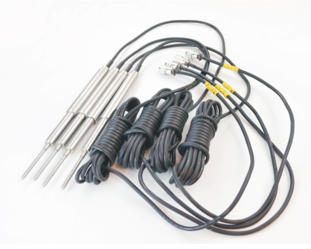 电感调频式位移传感器