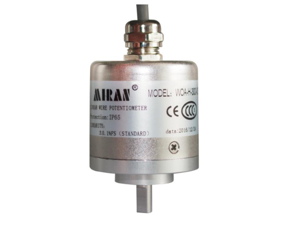 WOA-C霍尔原理非接触式角度传感器