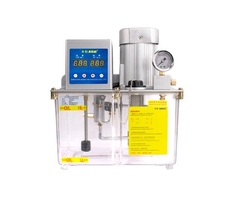 米朗MRG-5232 (5L)油脂稀油一体润滑油泵微电脑型5L