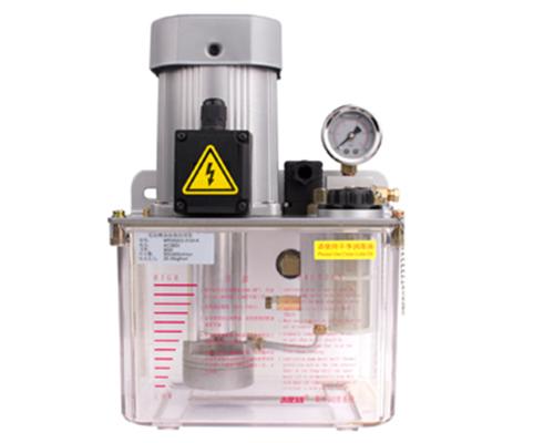 米朗MRG-5202(3L) 稀油油脂一体润滑油泵PLC型3L