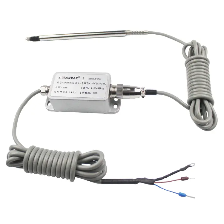LVDT8分体式位移传感器