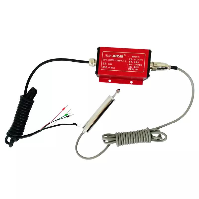 LVDT位移传感器四线制