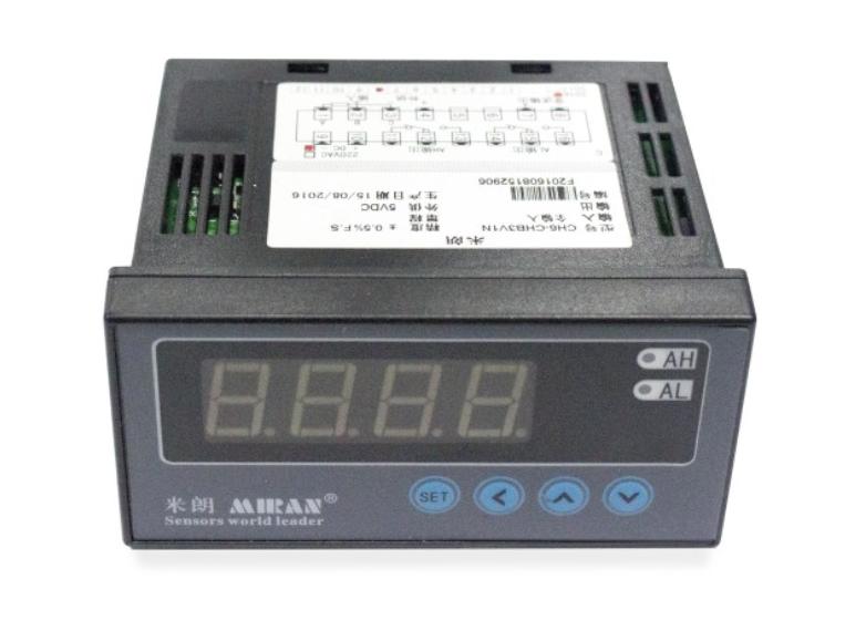 CH6显示控制器数显表(单通道)