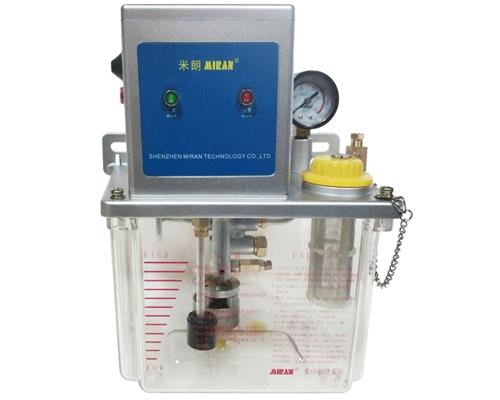 MR-2202-2 (2L)  稀油电动润滑油泵PLC型