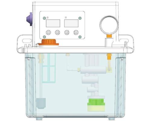 MR-2232 (4L)稀油电动润滑油泵微电脑型