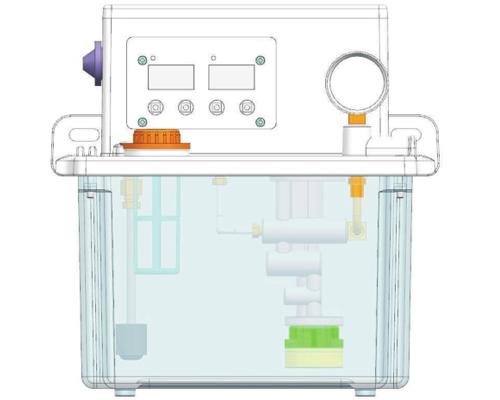 MR-2232异步电机(4L)稀油电动润滑油泵微电脑型