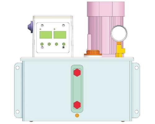MRG-5232 (4L)稀油油脂电动一体润滑油泵微电脑型