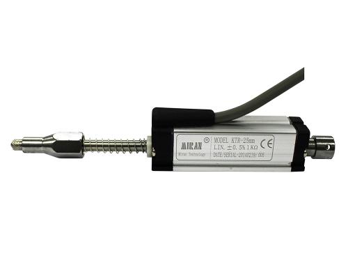 KTR弹簧自恢复直线位移传感器自复位传感器回弹式