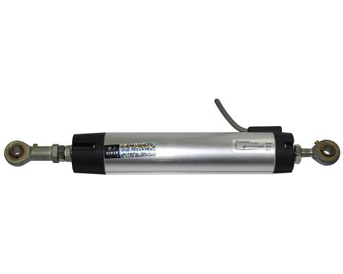KPC旋转圆形铰接直线位移传感器 预应力铰接电子尺