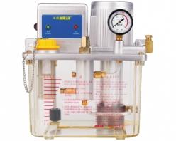 稀油油脂一体润滑油泵PLC型3L