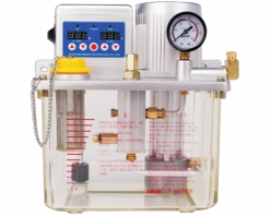稀油油脂一体润滑油泵微电脑型3L