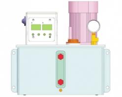 稀油油脂电动一体润滑油泵微电脑型4L