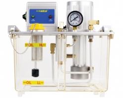 稀油油脂一体润滑油泵PLC型5L